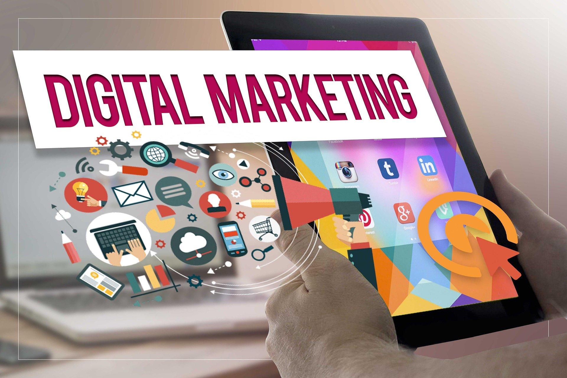 Top 5 Impact of Graphic Design in Digital Marketing